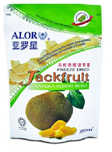 freeze dried jackfruit - 7