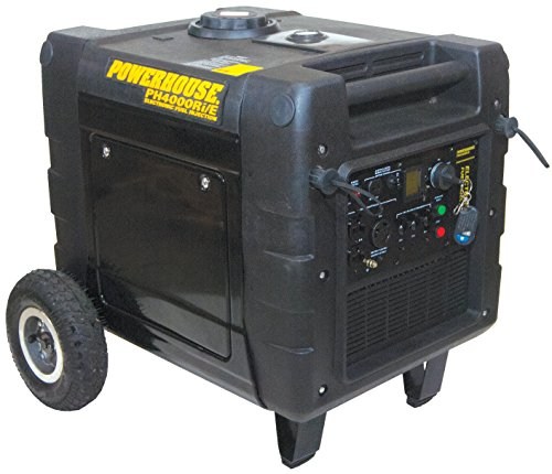 Powerhouse PH4000RI/EFI Electronic Fuel Injection Inverter Generator with Remote