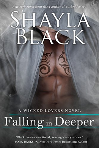 Falling in Deeper (A Wicked Lovers Novel)
