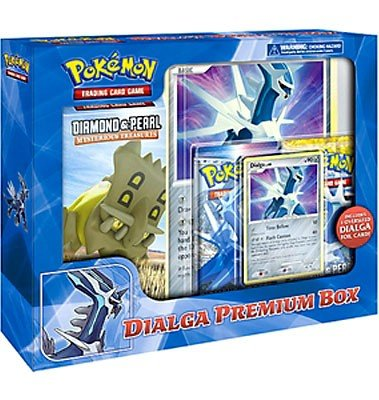 Pearl Card Promo Foil (Pokemon TCG: Dialga Premium Box/Palkia Premium Box)