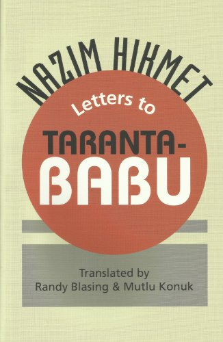 Letters to Taranta-Babu