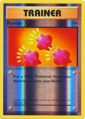 Pokemon XY Evolutions Revive 85//108  Uncommon Reverse Holo Card