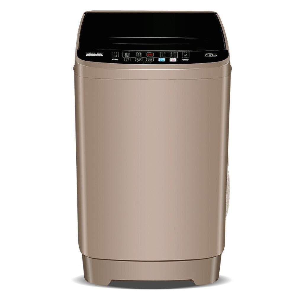 7,5 kg totalmente lavadora automática de gran capacidad de mini ...