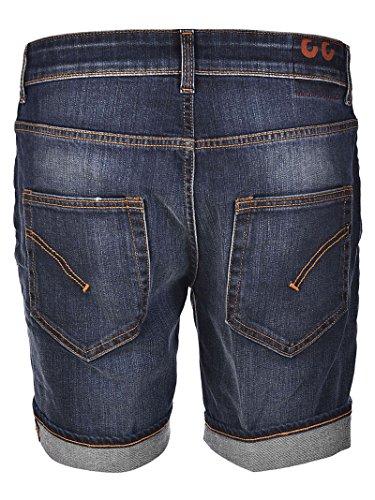Azul Algodon Shorts Up454ds050us20tuhi800 Hombre Dondup RBEzw