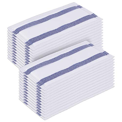 Mop Paper (MR. SIGA Vacuum Cleaner Mop Paper Wipe, Pack of 24)