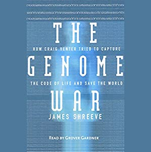 The Genome War Hörbuch