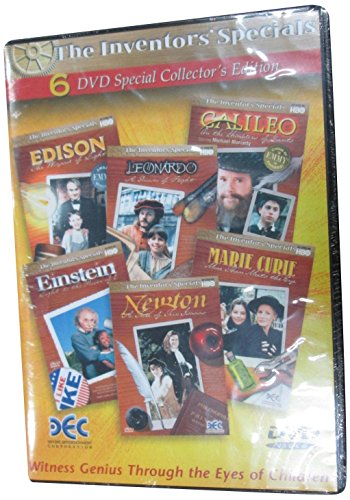The Inventors' Specials 6 DVD Collector's Set by Devine Entertainment