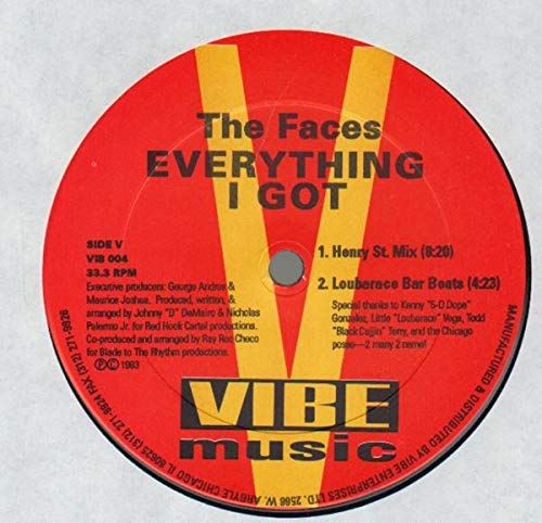 The Faces - Everything I Got / Come On Baby - Amazon.com Music