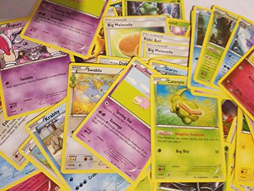 100 Pokemon Cards with 6 bonus foil ()