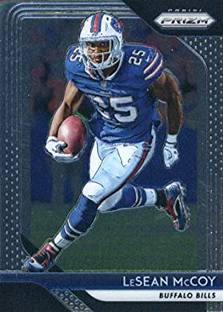 4e953370 Amazon.com: 2018 Panini Prizm #175 LeSean McCoy Buffalo Bills ...