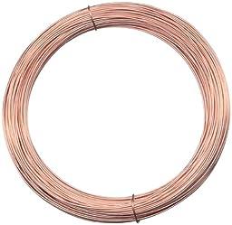 National Hardware V2570 24 Ga. x 100\' Wire in Copper