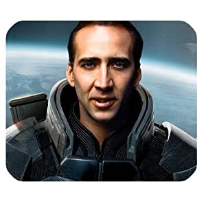 Custom Nicolas Cage Mouse Pad Gaming Rectangle Mousepad CM-336