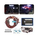 Reliable LED Light Kit Brake&Headlight&Signal 2.4ghz PPM FM for HSP Hobby RC 1:10 Car Truck Quick Arrive