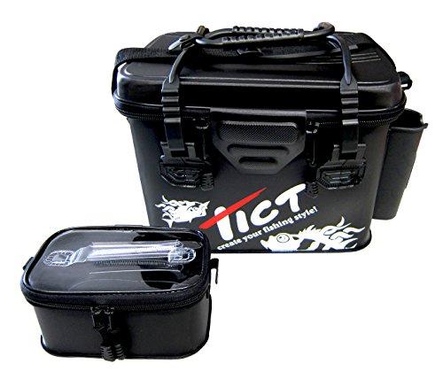 TICT(ティクト) コンパクトバッカン ブラックの商品画像