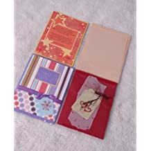 20x Pocketz Pages for Stampin Up and A2 Handmade Card Storage (holds 160)