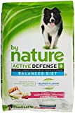 By Nature Active Defense Balanced Diet Dog Food - Ocean Whitefish, Green Peas And Herring - 22 Lb