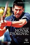 capa de A biografia de Novak Djokovic