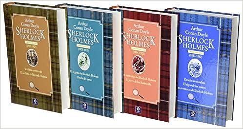 OBRAS COMPLETAS DE SHERLOCK HOLMES: 4: Amazon.es: CONAN DOYLE, ARTHUR, JESUS SEVILLANO URETA, MARÍA, EQUIPO EDITORIAL: Libros