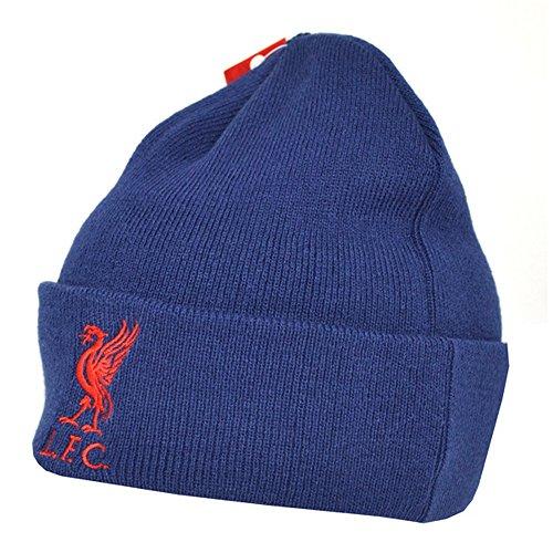 Puños Unisex n Unisex hat de a marino azul marino azul Liverpool tamaño color punto red 1xwPxR