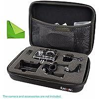 Original SJCAM Sports Action Camera Water-Resistant Shockproof Storage Protective Bag Case Box for GoPro Hero Xiaomi Yi SJCAM Accessory Large Size