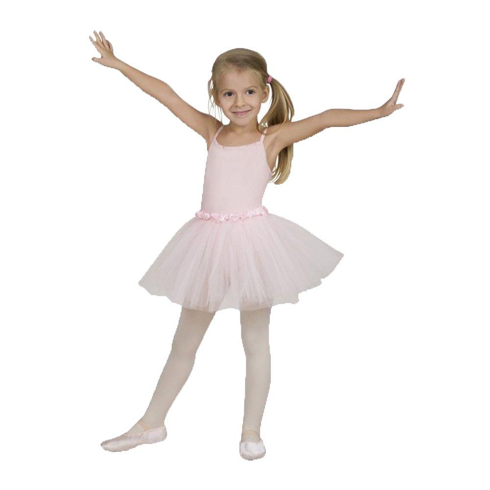 Sansha Toddler Girls Pink Faye Camisole Tutu Dance Dress 2-4T