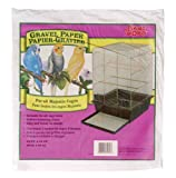 Living World Gravel Paper, 15-3/4 Inches x 15-1/2 Inches (8/Pack), My Pet Supplies