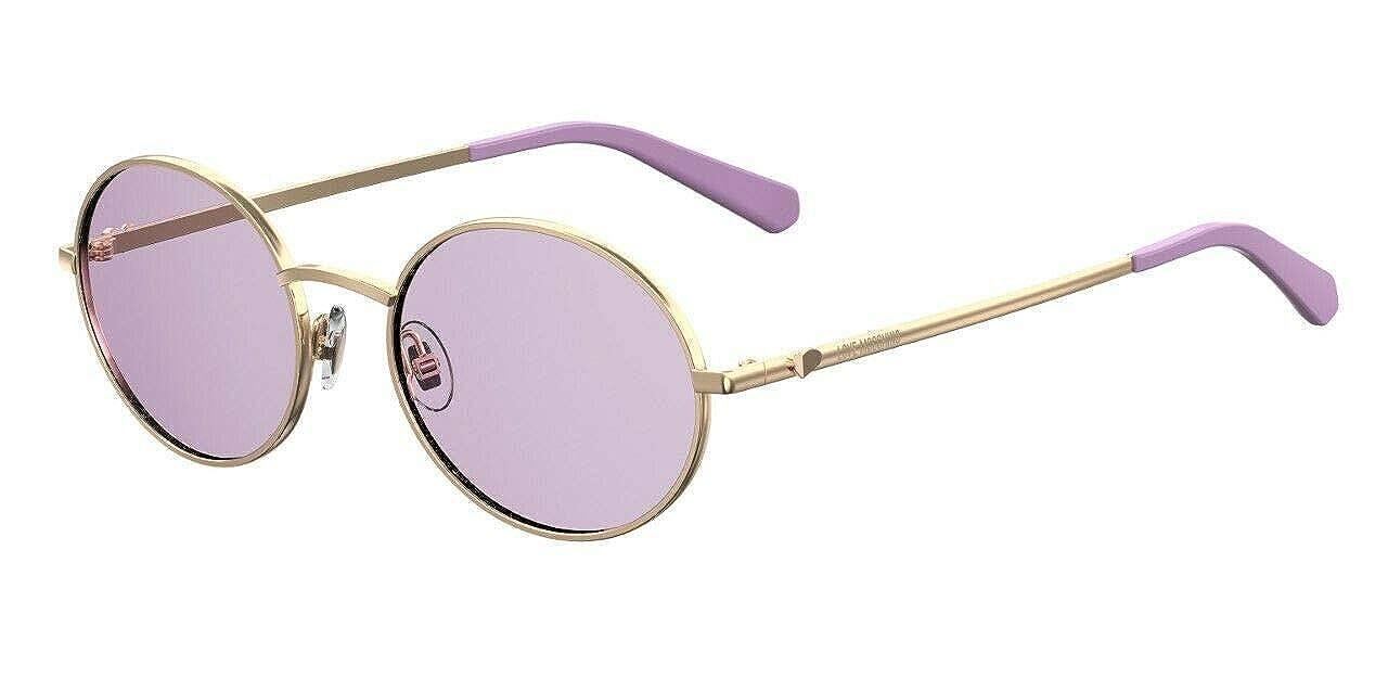 Love Moschino MOL013/S Gafas de sol, Morado (Violet), 52.0 ...