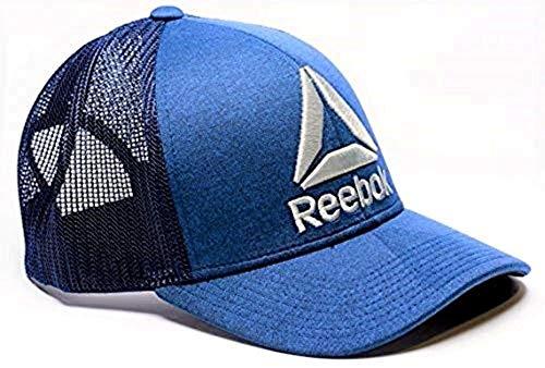 Reebok Delta Logo Heathered Snapback Hat (Mens Reebok Hats)