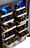 Kalamera Wine Cooler - Fit Perfectly into 24 inch