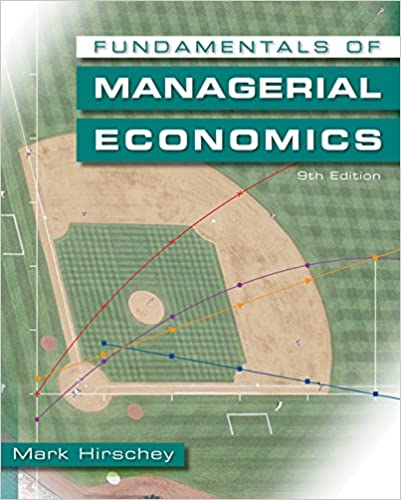 Fundamentals of managerial economics with infoapps printed access fundamentals of managerial economics with infoapps printed access card mark hirschey 9780324584837 amazon books fandeluxe Choice Image