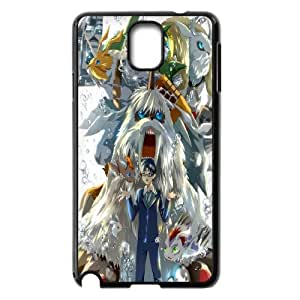 Personal Phone Case Digital Monster For Samsung Galaxy Note 3 N7200 LJS2537