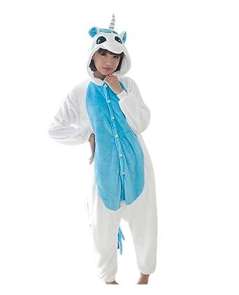 à vendre design professionnel prix le plus bas Kischers combinaison pyjama licorne femme fille