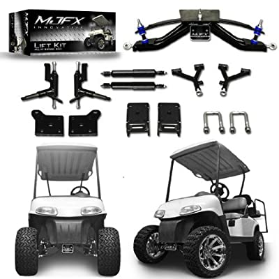 Golf Cart Lift Kit 6'' A-Arm will fit E-Z-Go RXV Electric Golf Carts by Madjax
