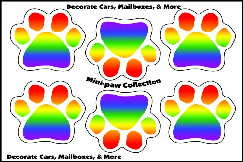 Imagine This 4 Inch Magnet Rainbow product image
