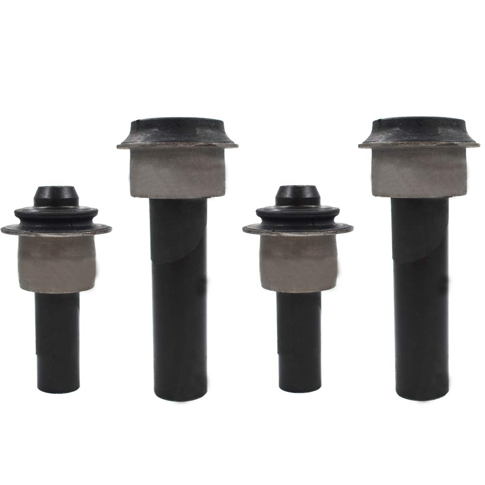 4pcs Engine Cradle front Subframe Crossmember Bushing for 08-15 Nissan Rogue US does not apply