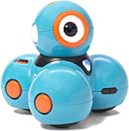 Wonder Workshop Dash – Coding Robot for Kids 6+ – Voice Activated – Navigates Objects – 5 Free Programming STEM Apps – Creati