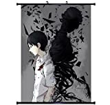Relaxcos Demi-human Ajin Kei Nagai Wall Scroll Poster Painting Picture