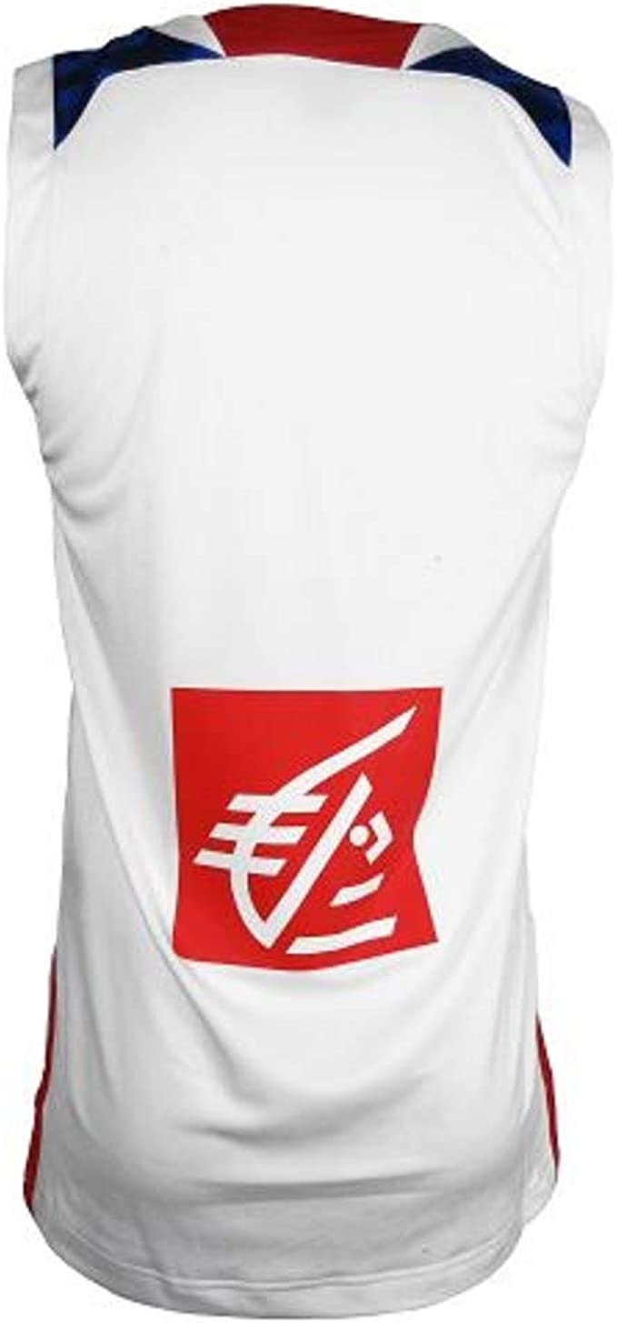 adidas Maillot Basket Homme Ffbb Replica