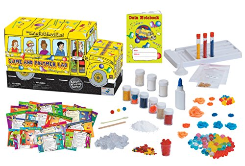 The Magic School Bus Slime and Polymer Lab by The Magic School Bus