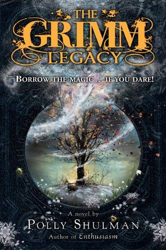 Download The Grimm Legacy pdf epub