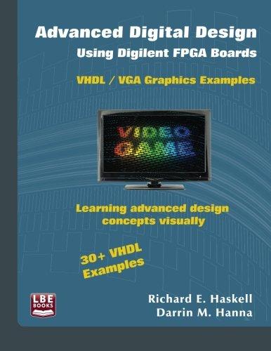 Advanced Digital Design Using Digilent FPGA Boards: VHDL / VGA Graphics Examples
