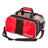 Radical Double Tote with Shoe Pouch Bowling Bag, Black/Red Review