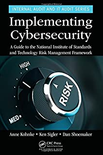 Cybersecurity the essential body of knowledge 9781435481695 implementing cybersecurity a guide to the national institute of standards and technology risk management framework fandeluxe Images