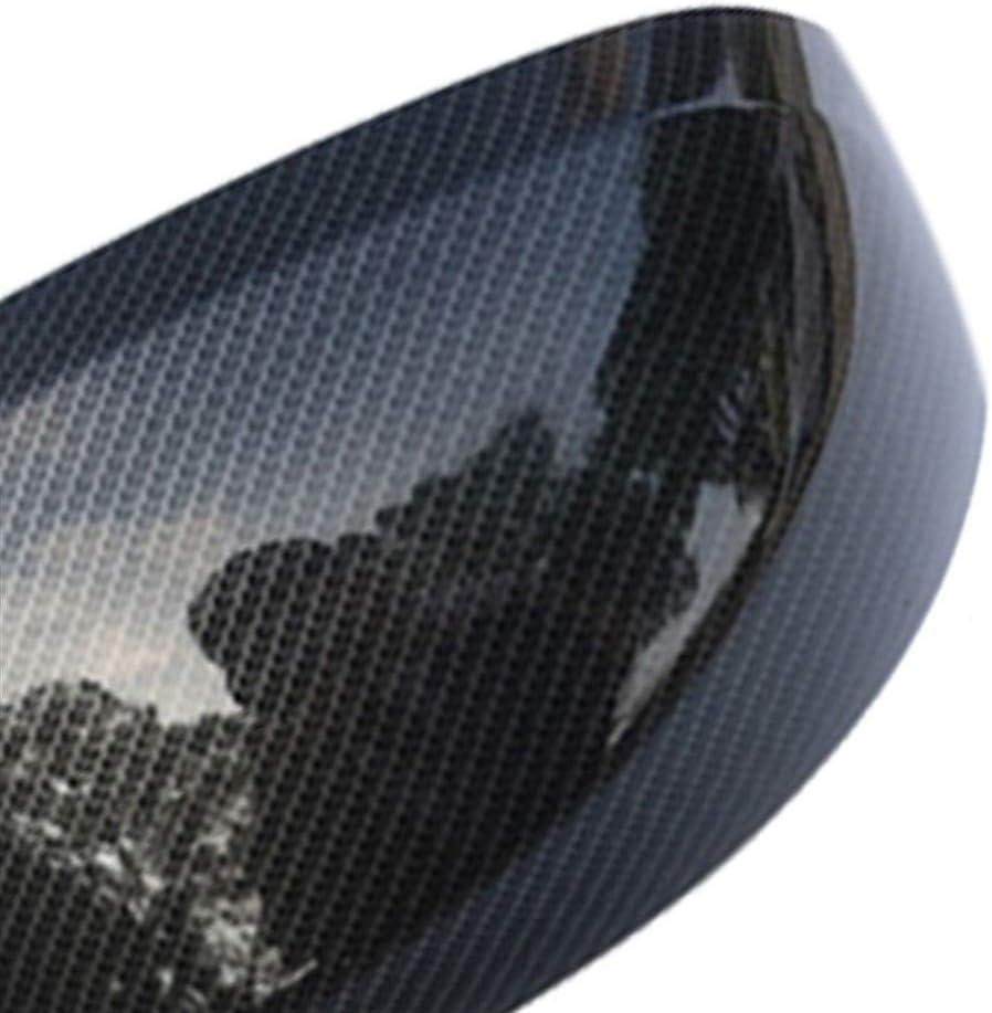 Ersatz Carbon Faser Farbe Tür Flügel Spiegel Abdeckung Rückansicht Overlay 2014 2018 For Mercedes Benz Vito Valente Metris W447 Autozubehör Color Black Auto