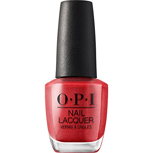 OPI Nail Lacquer, Go with the Lava Flow (Glow In The Dark Nail Polish Opi)