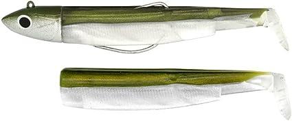 Fiiish Black Minnow BM70 - Señuelo blando de vinilo para pesca ...