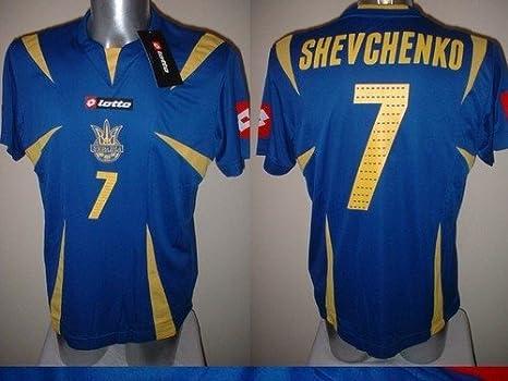 Lotto Ucrania Shevchenko Camiseta Jersey fútbol fútbol Adulto XL ...