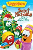 VeggieTales: St. Nicholas: A Story of Joyful Giving Image