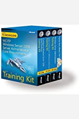 MCITP Self-Paced Training Kit (Exams 70-640, 70-642, 70-646): Windows Server® 2008 Server Administrator Core Requirements: Exams 70-640/642/646 (PRO-Certification) Paperback