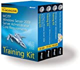 img - for MCITP Self-Paced Training Kit (Exams 70-640, 70-642, 70-646): Windows Server  2008 Server Administrator Core Requirements: Exams 70-640/642/646 (Microsoft Press Training Kit) book / textbook / text book